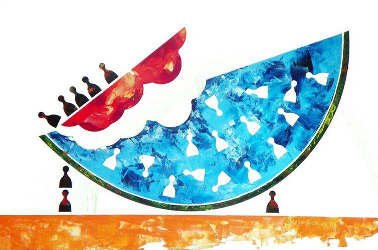 Kék Dinnye